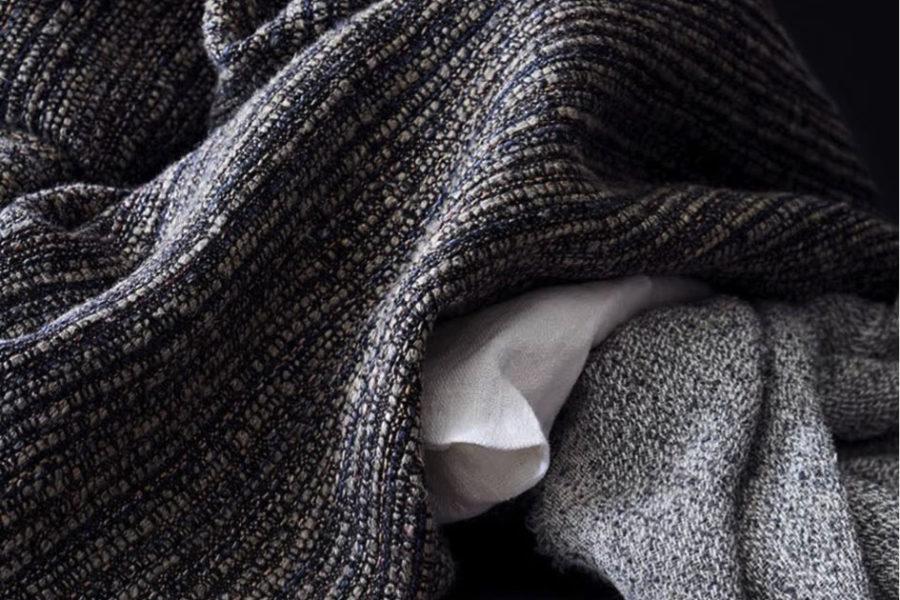 Blickdicht im englischen Königshaus: Textilien von de Le Cuona