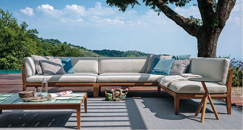 Die Seele zieht jetzt in den Garten: Die schönsten Terrassen- und Gartenmöbel