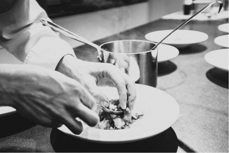 Kochkurse im Wohnsalon