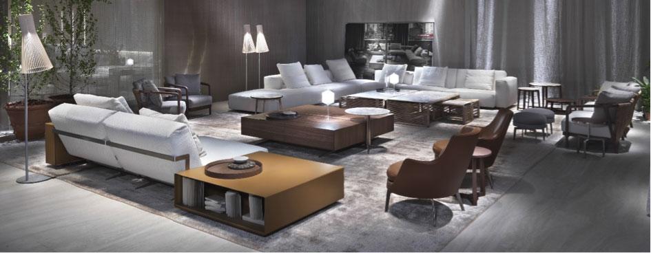 Handwerk und Design im Wohnsalon