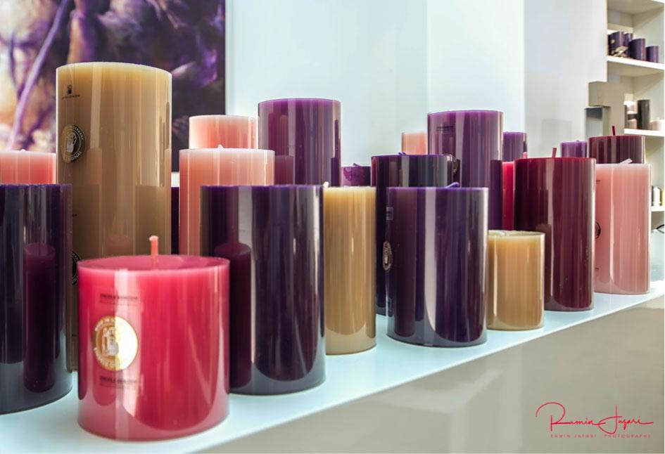 Kerzen aus Engelshand – Design und zarte Winternuancen!