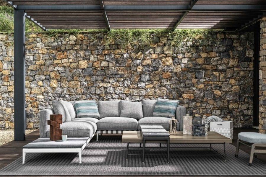 Flexform – Outdoormöbel  Jetzt neu im Wohnsalon Schwertgasse