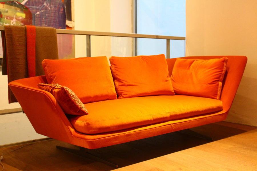 Flexform Sofa Zeus 220/101 CM